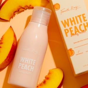 🍑🍑 MINI WHITE PEACH BODY MILK 🍑🍑